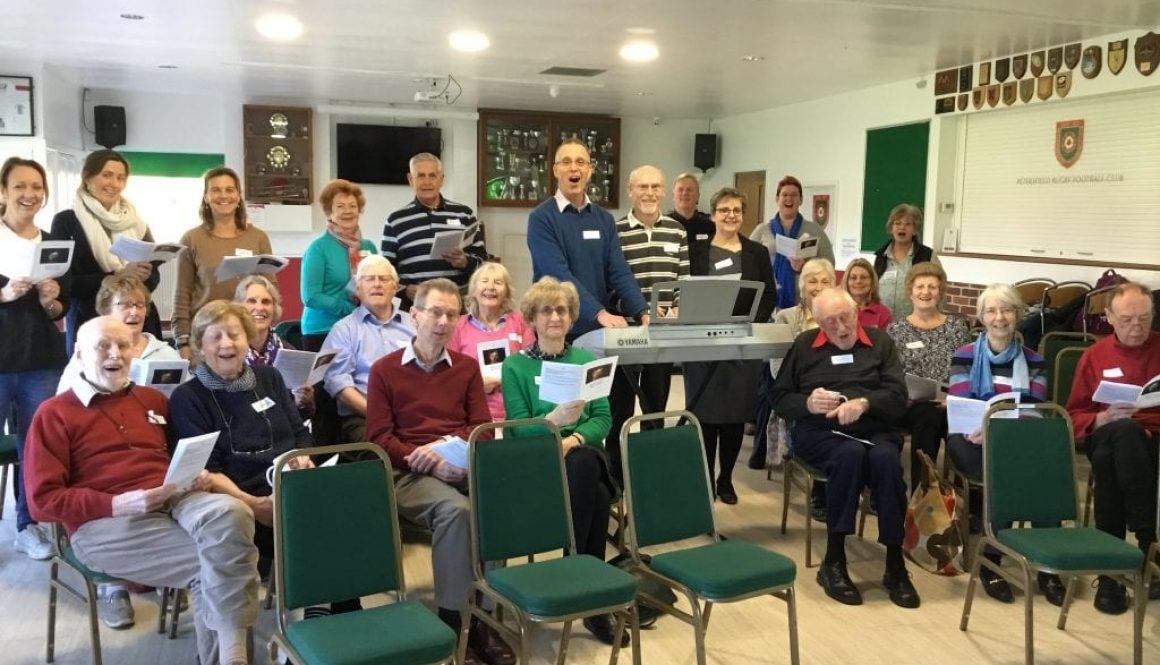 The Petersfield Dementia Choir